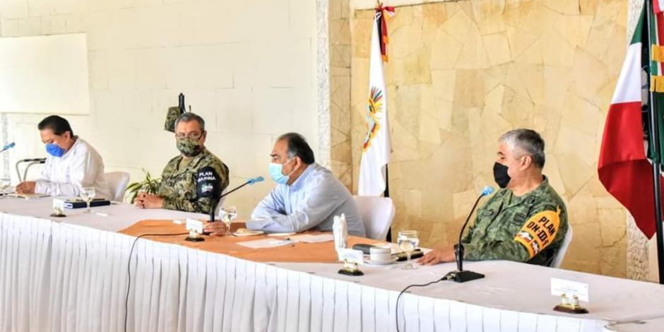 Amplían campaña de sanitización en Guerrero por COVID-19