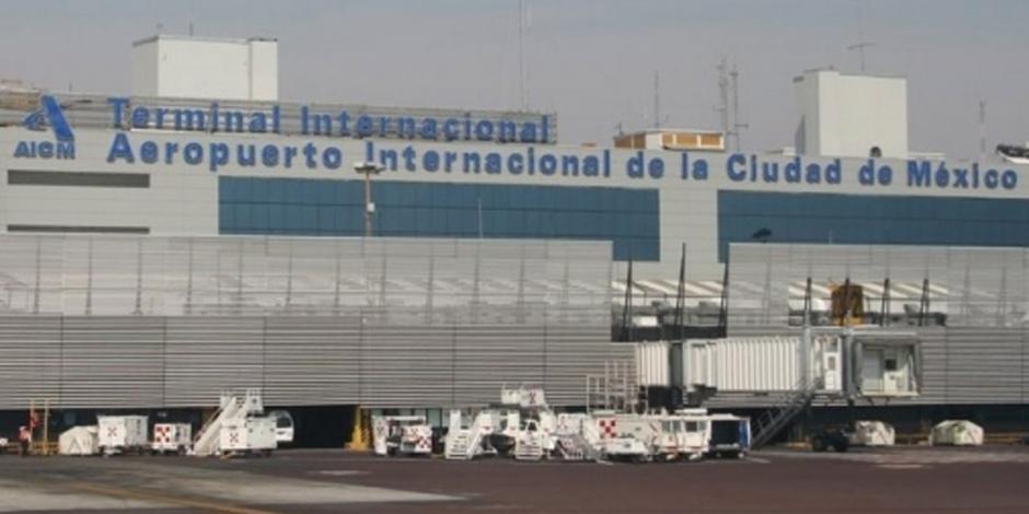 Sube TUA del Aeropuerto Benito Juárez 134% en 6 años