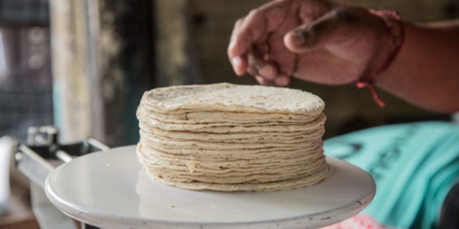 Entérate! Kilo de tortillas se vende hasta en $15 pesos