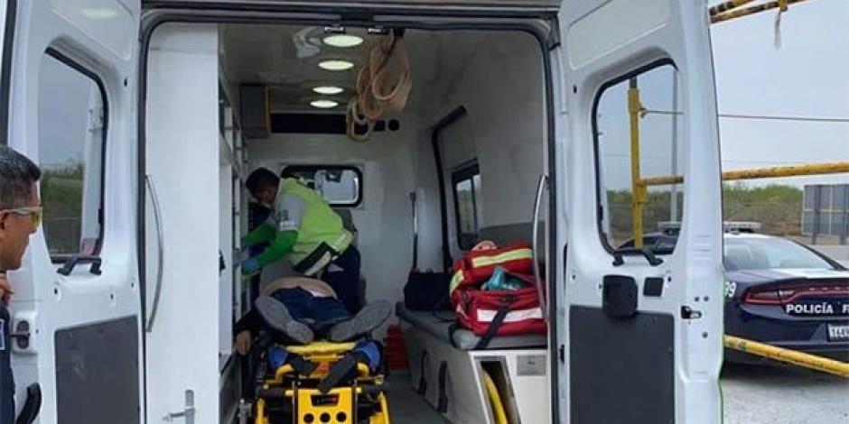 Guardia Nacional lo sorprende con 1 mdp y muere por infarto en Nuevo Léon