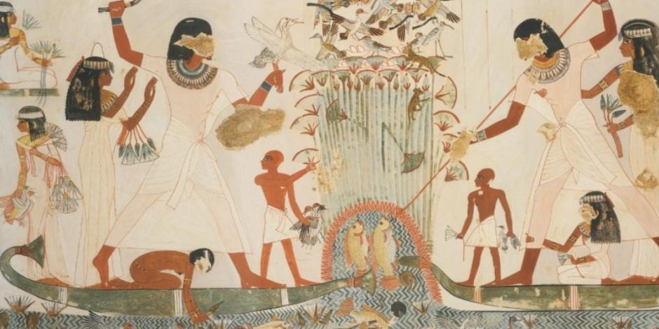 Ahora puedes visitar las tumbas de Egipto desde tu casa