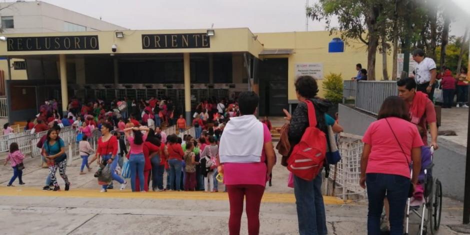 Inicia la liberación de 800 presos por delitos no graves