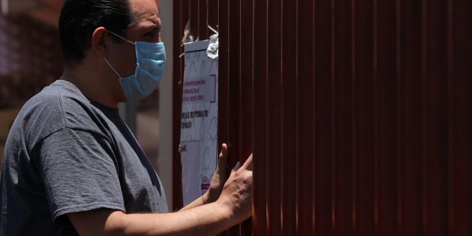 México se acerca a los 50 mil casos de COVID-19