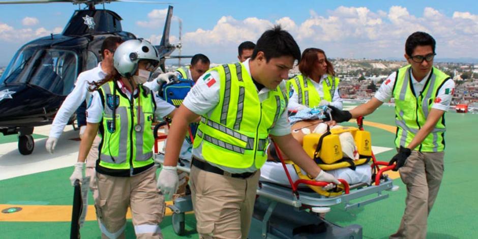"""""""Bajo presión"""" 3 hospitales en Puebla por COVID-19"""