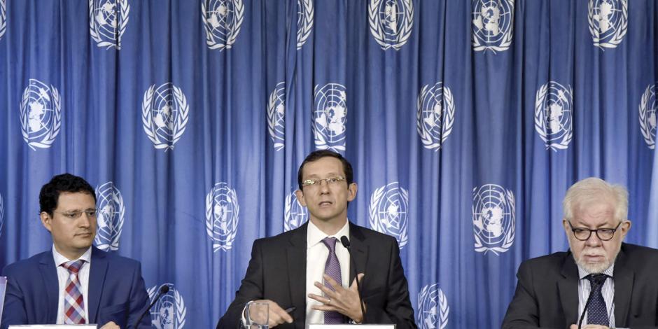 Con tratado prevé la ONU que economía crezca 1.3%