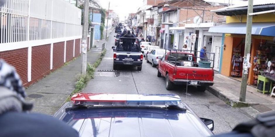 De los 9 masacrados en Uruapan, 4 eran menores de edad