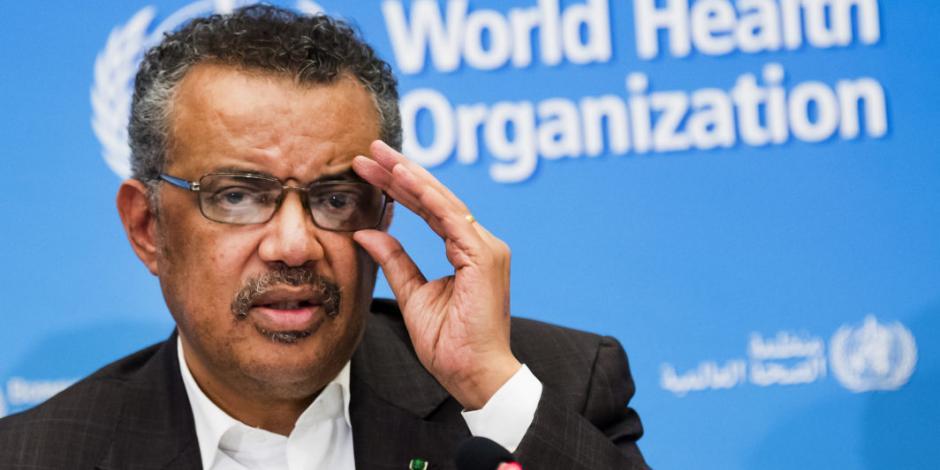 Titular de la OMS insta a la solidaridad global para sanidad en Tokio 2020
