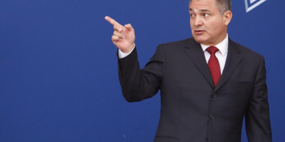 Rechaza Corte fianza de 1 mdd a García Luna; seguirá juicio en prisión