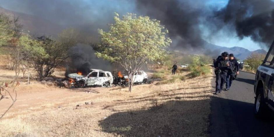 Enfrentamiento entre civiles armados, en Churumuco, deja al menos 3 muertos