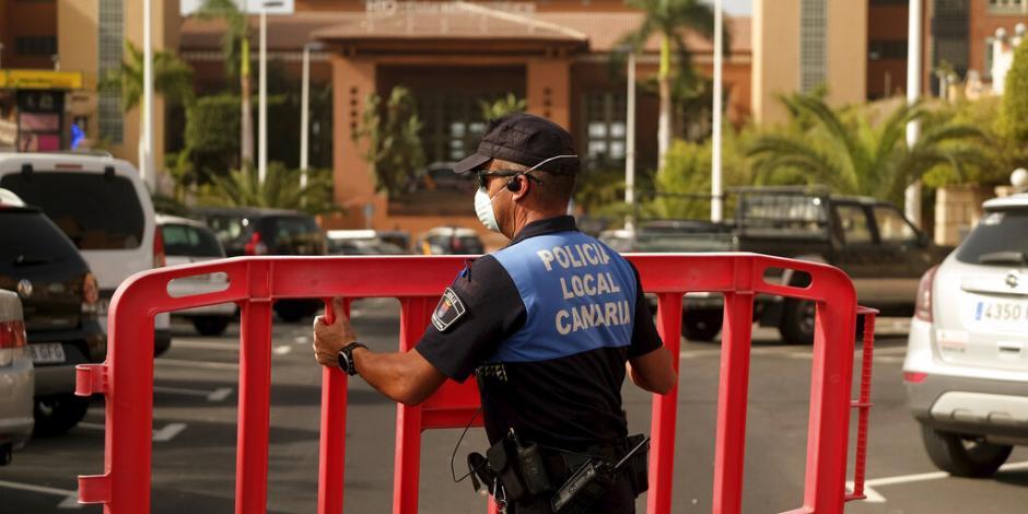 Entra en cuarentena hotel en España por coronavirus