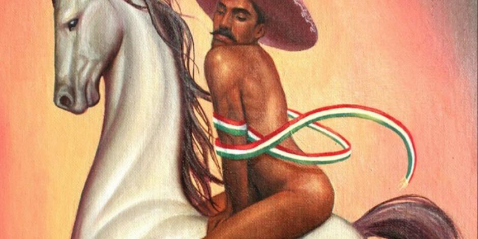 """""""Zapata gay"""" vuela a colección """"Prohibida"""""""