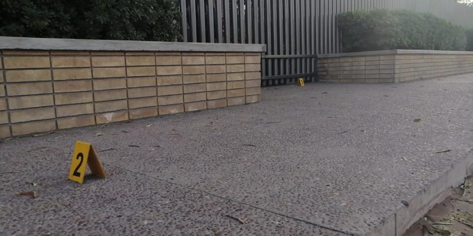 Armas utilizadas por niño en balacera en Torreón, del abuelo: FGE