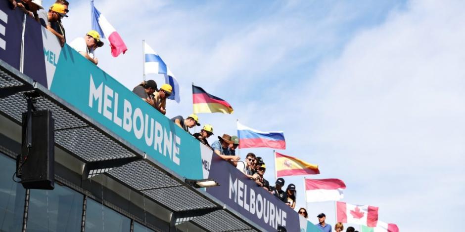 Fórmula 1 y FIA cancelan Gran Premio de Australia por Covid-19