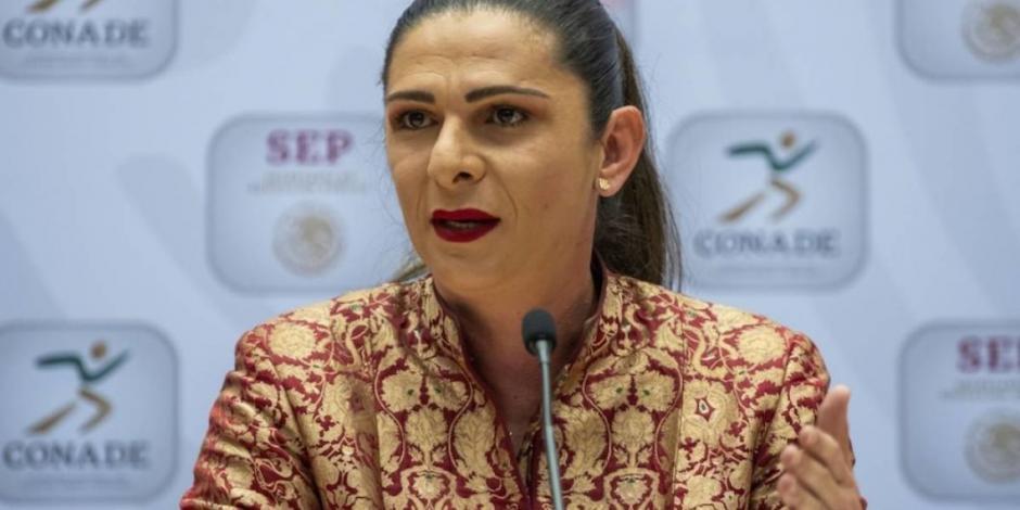 Ana Gabriela Guevara pronostica 10 medallas en Tokio 2020