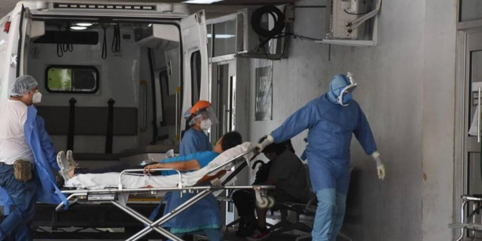 AMLO niega saturación de hospitales e informa que ocupación está en 21%
