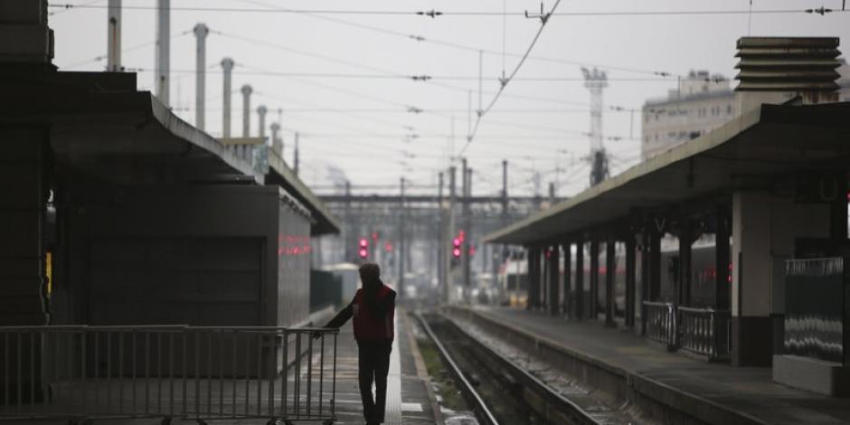 Tras 46 días en huelga, ferroviarios en Francia vuelven a sus labores