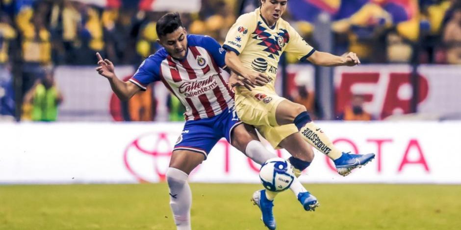 Si ahorita terminara el Clausura 2020, habría clásico nacional en Liguilla