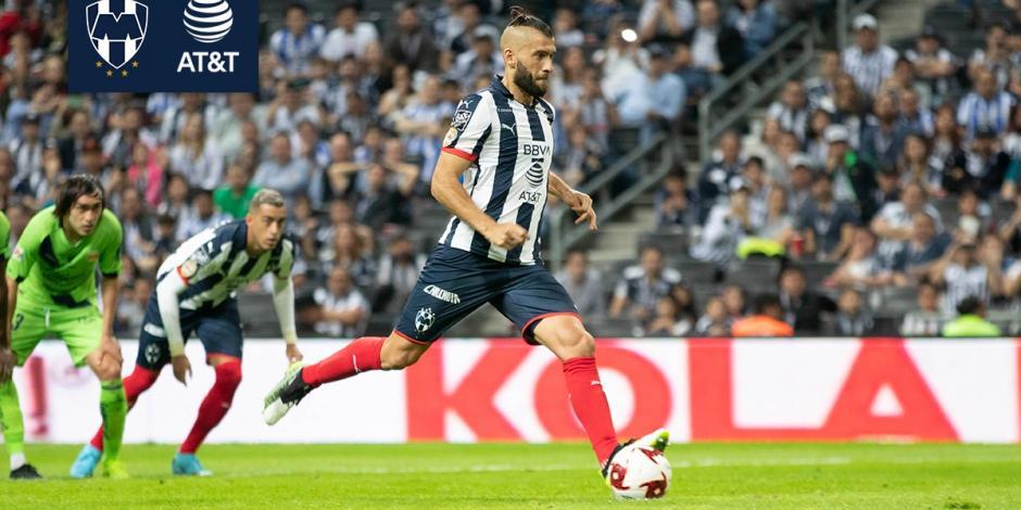 Monterrey rescata igualada ante Morelia con dos penaltis