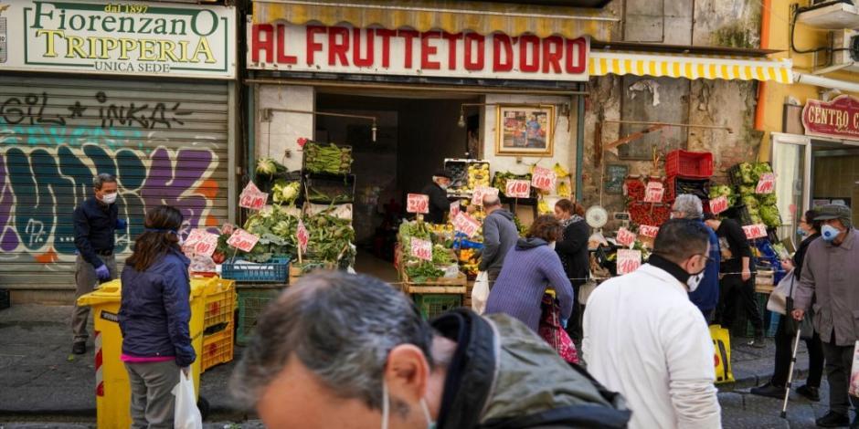 Arrestan en Italia a 91 miembros de la mafia