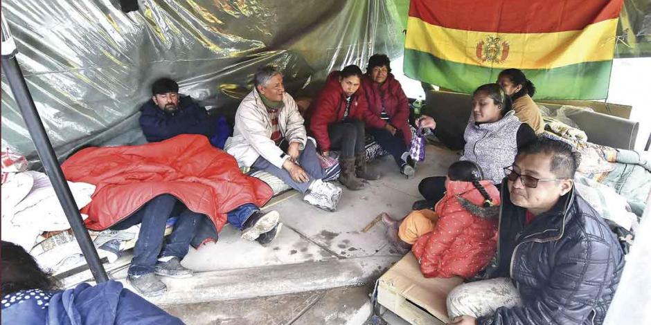 México no flaquea ni entrega a asilados, afirma López Obrador