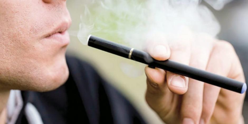 Por decreto presidencial, prohiben importación de cigarros electrónicos