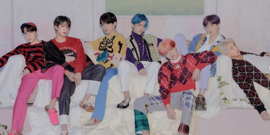 BTS lanza adelanto de su nueva canción