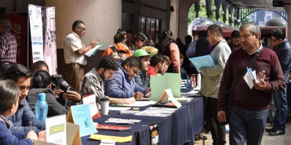 Desempleo en México aumenta a 3.7% en febrero