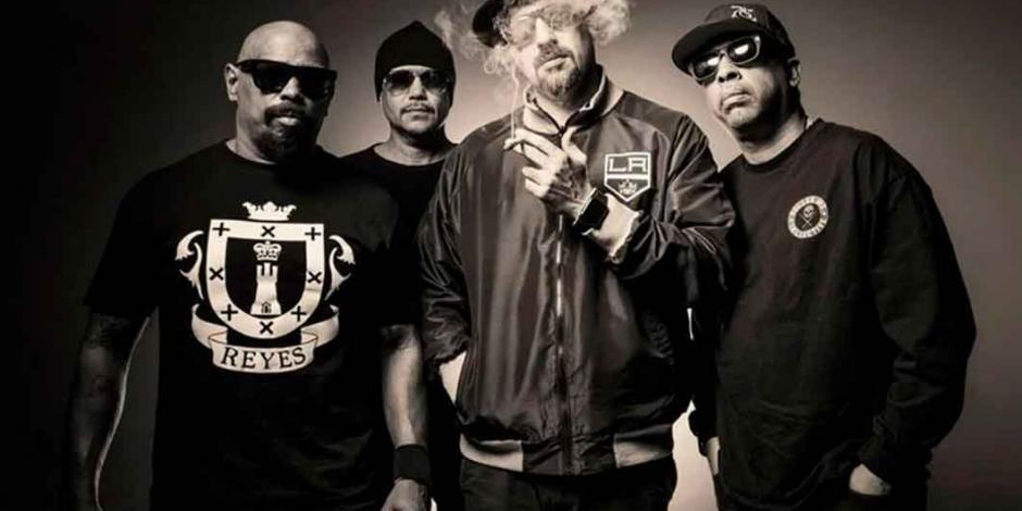 Cypress Hill regresa a México para festival Hell and Heaven 2020