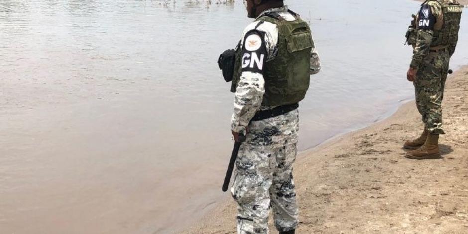 Redoblan presencia militar en La Boquilla, dice el alcalde de Camargo