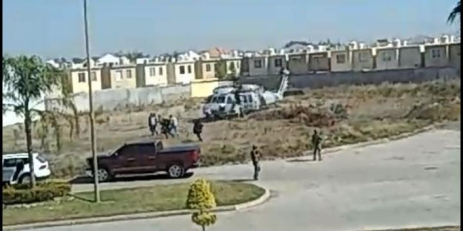 Marina detiene a sobrino de Caro Quintero en Culiacán