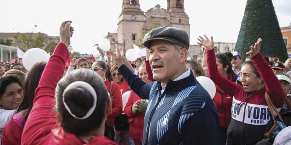 Aguascalientes se rebela al Insabi y mantiene vivo Seguro Popular