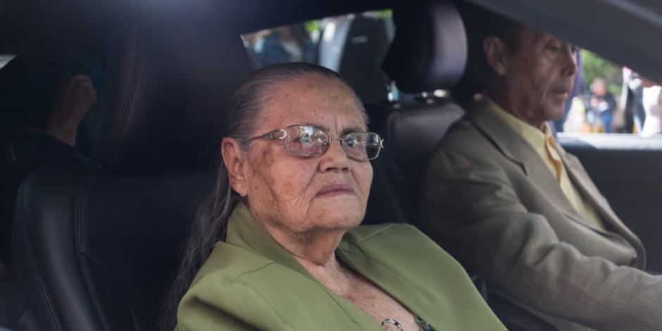 En carta, mamá de El Chapo le pide a AMLO repatriarlo
