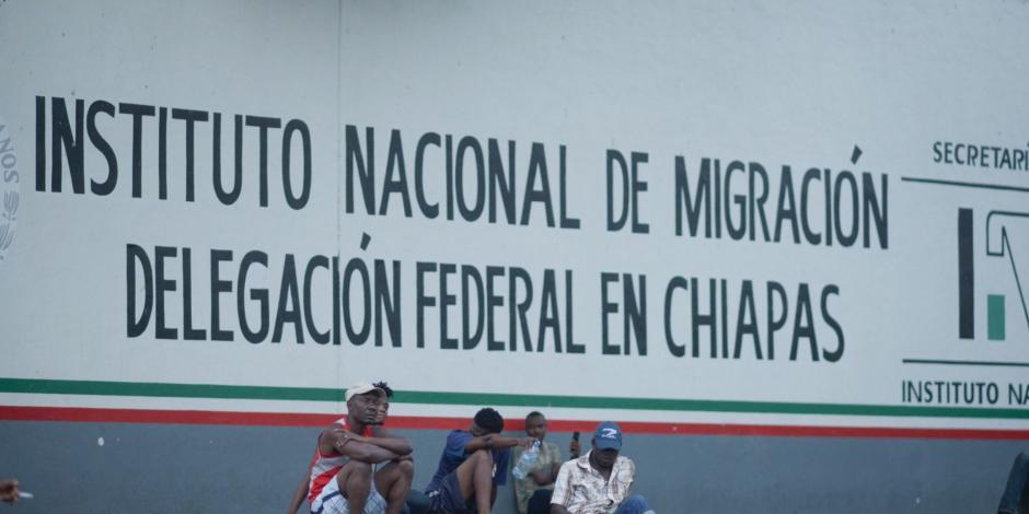 Desmiente Segob suspensión de visitas a estaciones migratorias