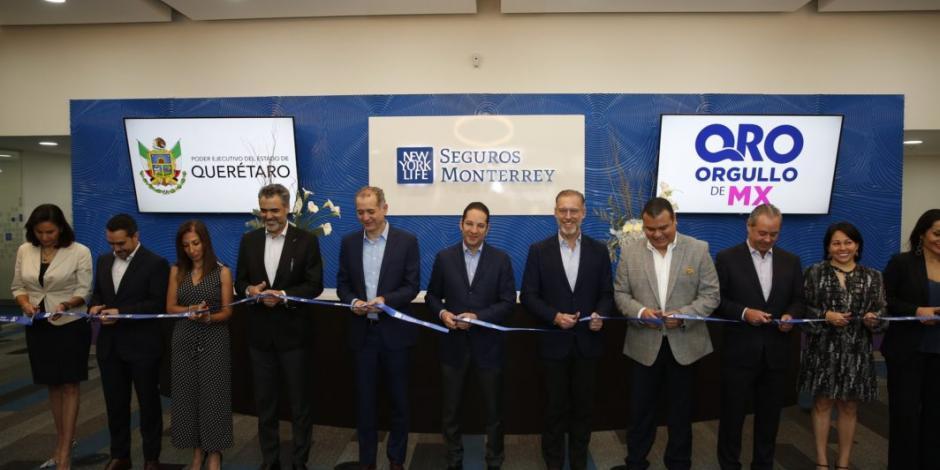 Invierte Seguros Monterrey 76 mdp en Querétaro