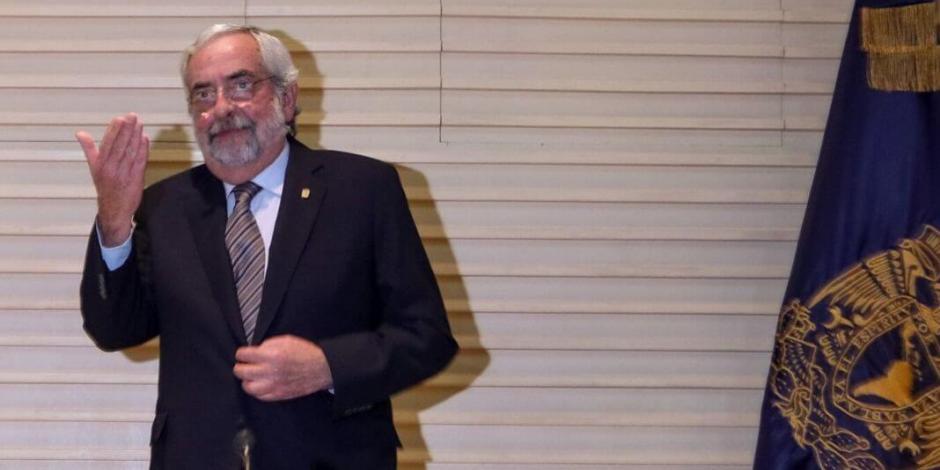 Discute Consejo Universitario violencia de género en UNAM