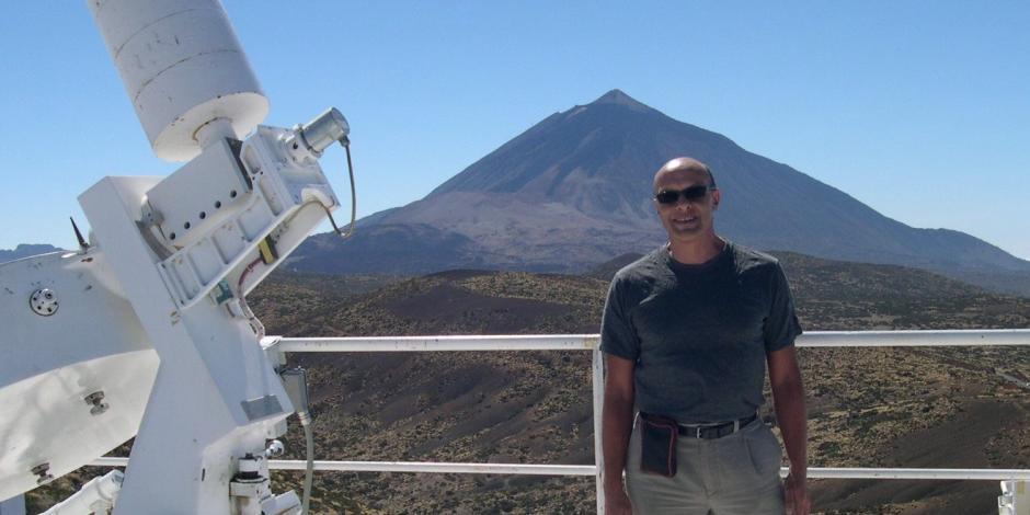 Carlos Chimal: me encantaría ser el primer novelista en Marte