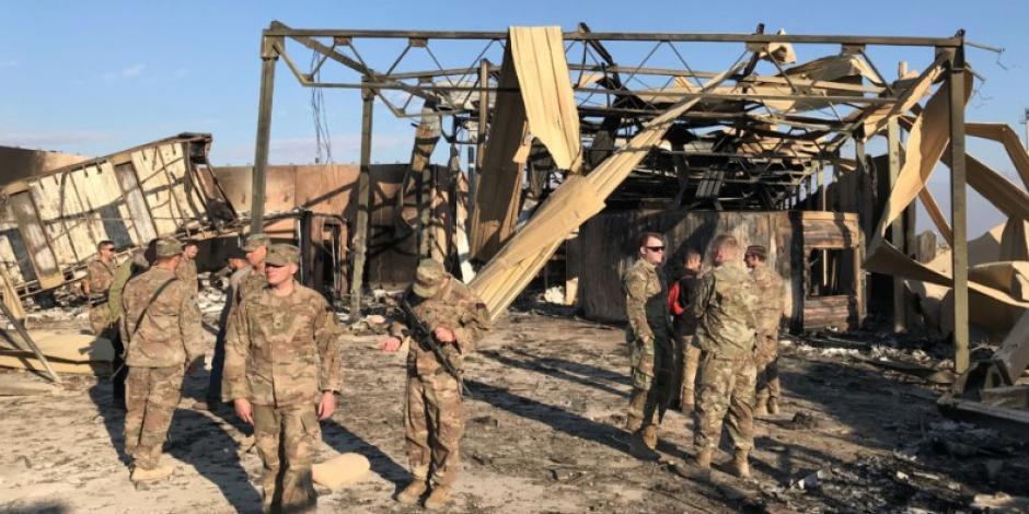 EU revela que hubo 11 heridos en ataque a base iraquí