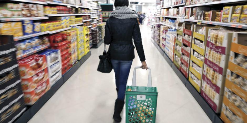 Consumo privado suma ocho meses de aumento