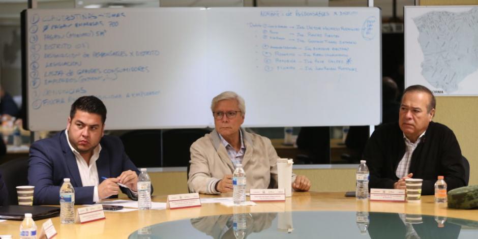 Bonilla acusa a FedEx por narcomenudeo;