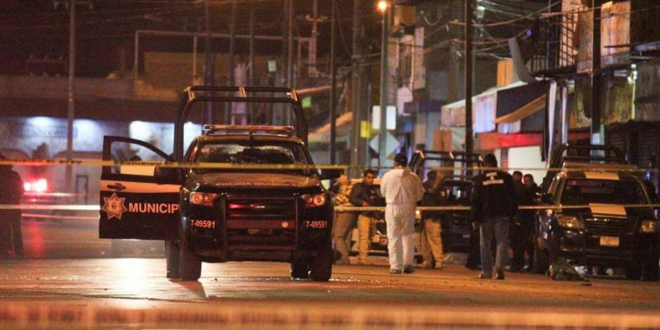 En dos años, han asesinado a 953 policías en México