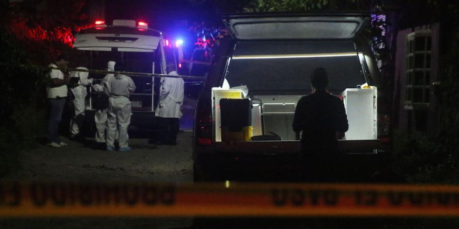 Mamá mató de una puñalada a su hija de dos años en León