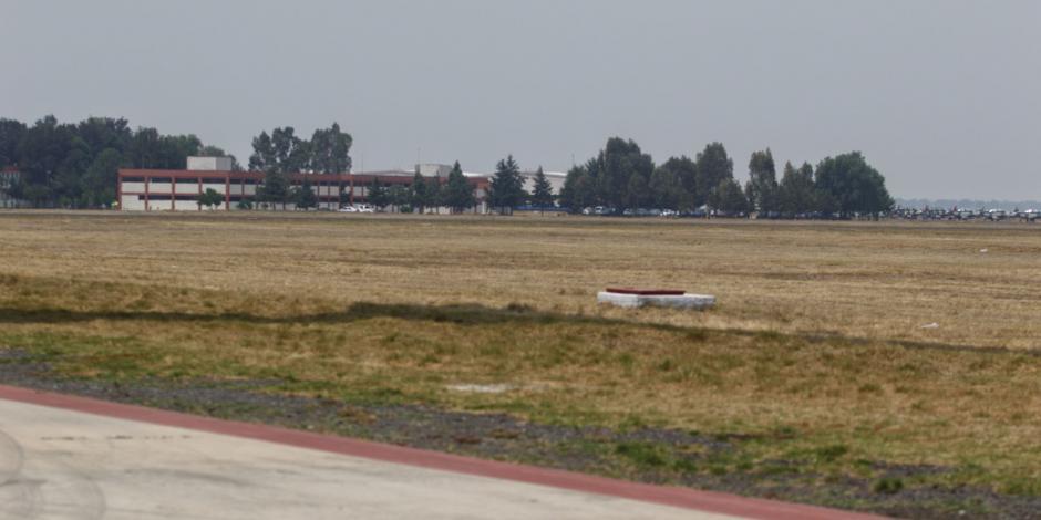 Ordena Inai a Sedena hacer público plan maestro del aeropuerto de Santa Lucía
