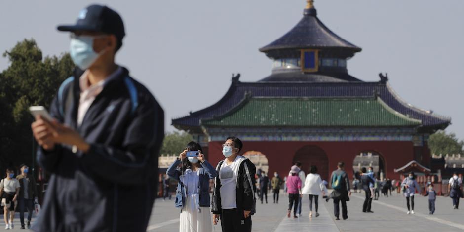 Amenaza a China rebrote; el mundo cruza el umbral de 4 millones de positivos