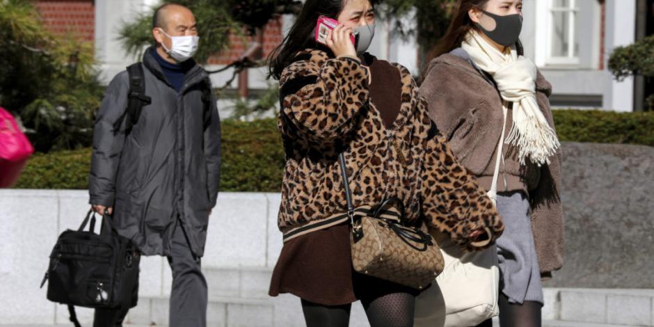En Japón se registra un primer caso de reinfección del Covid-19