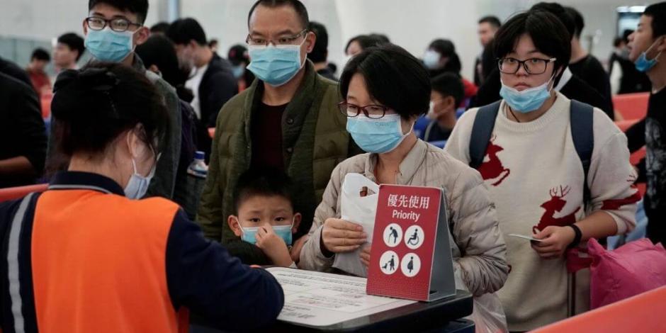 Por temor al coronavirus, tienda japonesa prohíbe el ingreso a turistas chinos