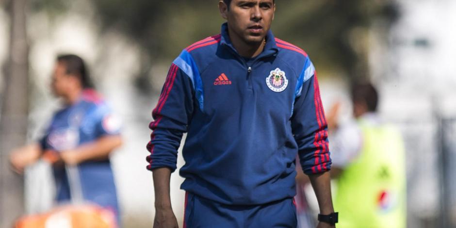 Ramón Morales, motivado por cazar talentos en Liga de Balompié