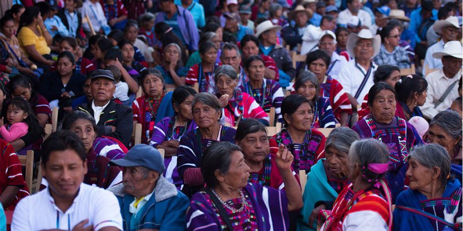 Pide CNDH proteger a población indígena por COVID-19