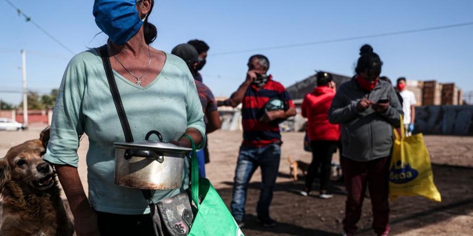 Registra Chile más de 20,000 casos de COVID-19