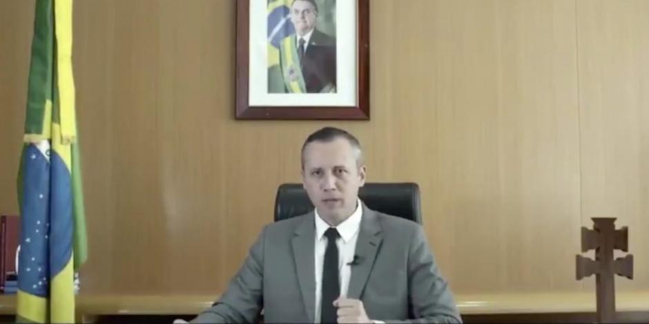 Bolsonaro despide a su secretario de Cultura por usar propaganda nazi (VIDEO)