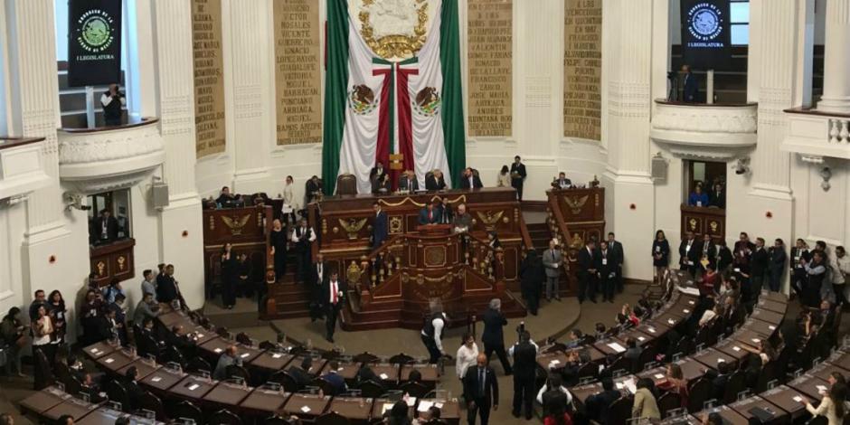 Tras hackeo, reactivan página del Congreso CDMX